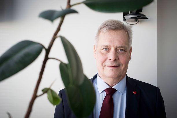 SDP:n puheenjohtaja Antti Rinne palasi pitkältä sairauspoissaololta takaisin politiikkaan viime viikolla.