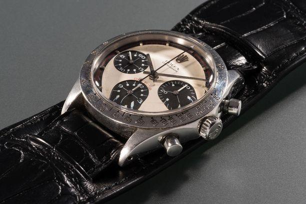 Paul Newmanin Rolex-kello.