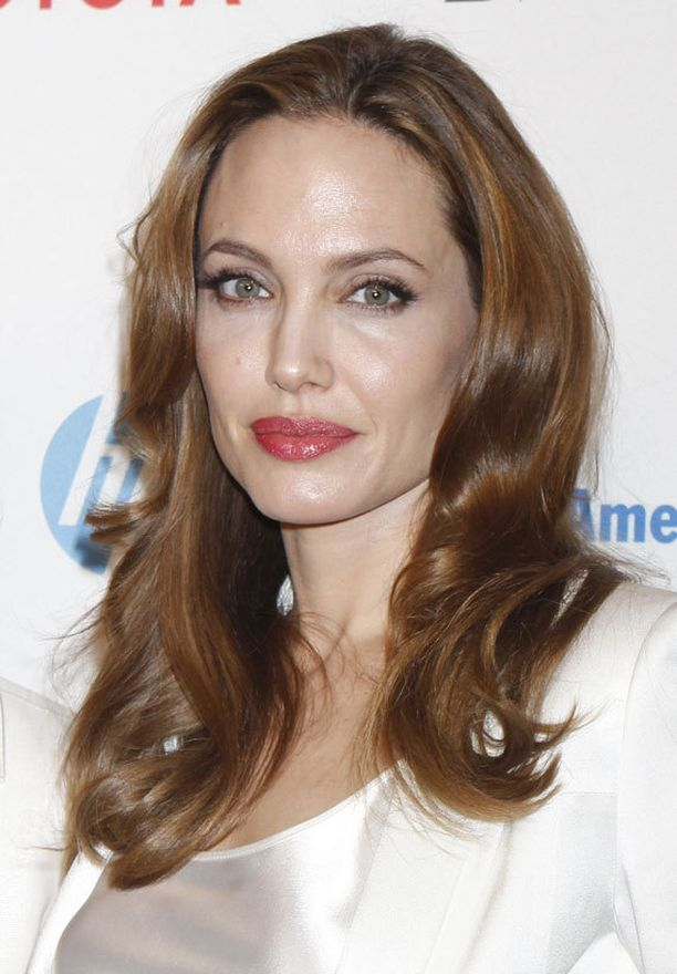 Angelina Joliesta otettu rohkea kuva on ajalta, jolloin näyttelijä oli naimisissa Billy Bob Thorntonin kanssa.