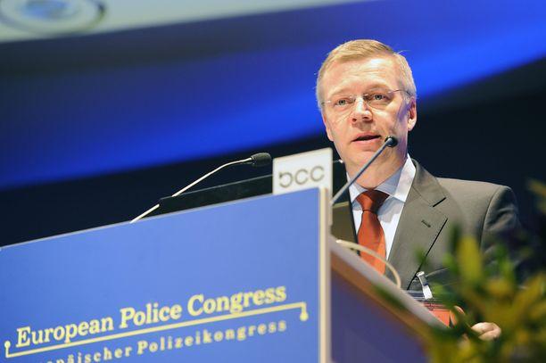 Ilkka Laitinen johti aiemmin Euroopan Frontexia.