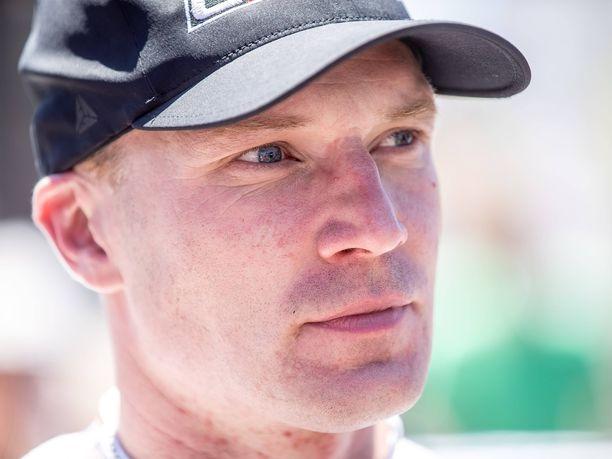 Tämä kausi ei ole tuottanut Jari-Matti Latvalalle ainoatakaan palkintokorokesijoitusta.
