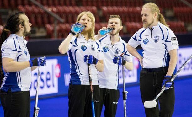 Suomen joukkue otti komean voiton länsinaapurista.
