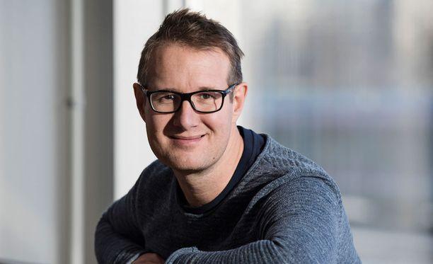 Jussi Lehmusvesi on saanut kokea, että sosiaalisella medialla on raivoon riehaannuttava vaikutus.