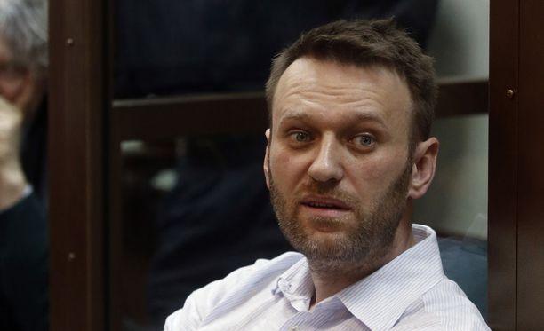 Aleksei Navalnyi on määrätty 30 päiväksi arestiin.