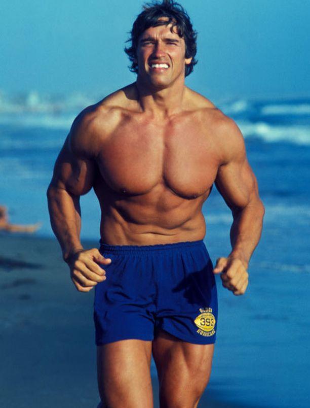 Arnold Schwarzenegger voitti Mr Olympian seitsemän kertaa.