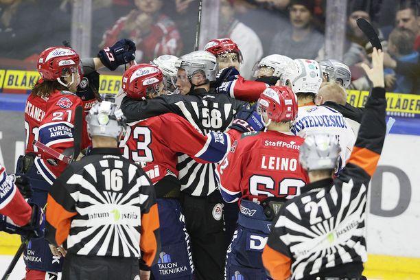 Viime keväänä HIFK hävisi Tapparalle finaalisarjassa voitoin 2-4. Nyt HIFK hakee hyvitystä kokemalleen tuskalle.