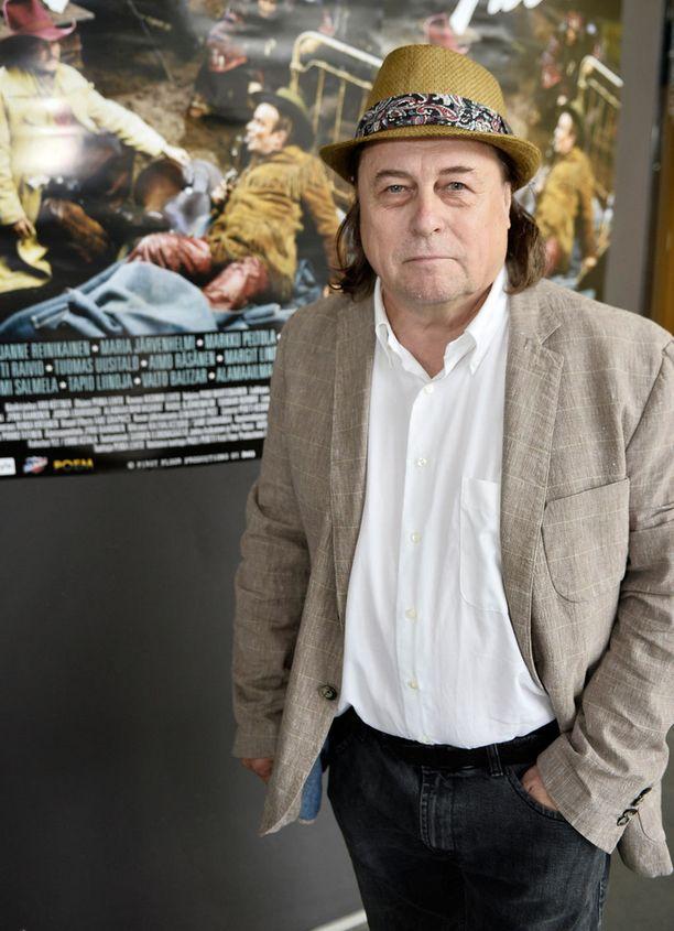Ohjaaja Pekka Lehto ideoi elokuvan.