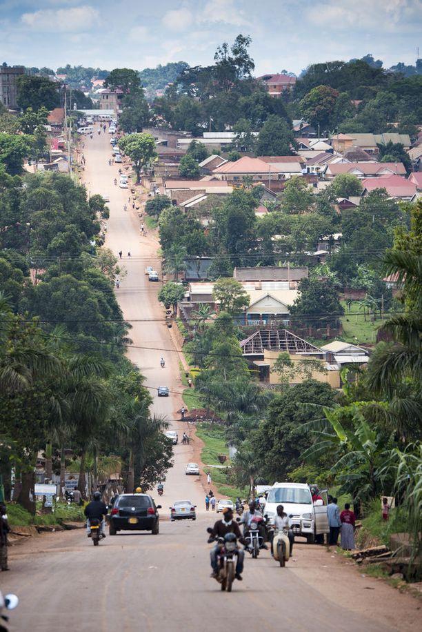Ugandan pääkaupungista Kampalasta löydettiin kuolleena ruotsalainen ja suomalainen.