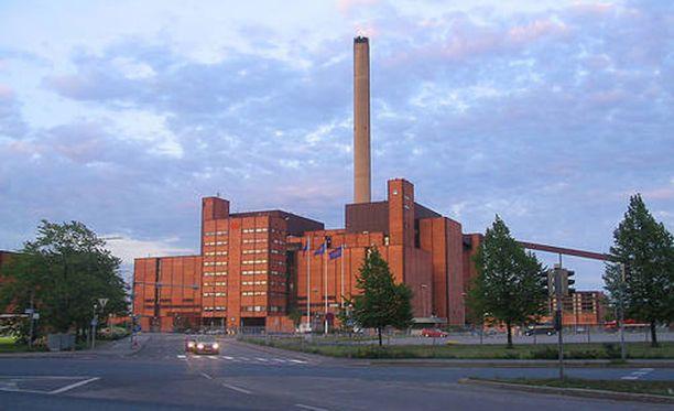 Suurmoskeijaa on kaavailtu Hanasaaren lakkautettavan voimalan tilalle Helsingin Sörnäisiin.