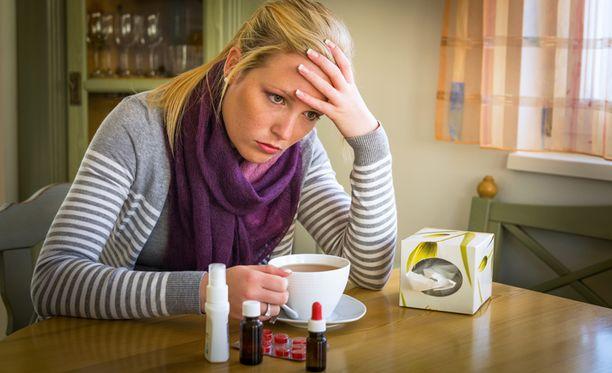 Ruotsalaisen tutkijan mukaan keho pystyy siirtämään sairauksia.