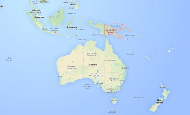 Vielä ei ole tiedossa, onko 7,5 magnitudin maanjäristys aiheuttanut uhreja.