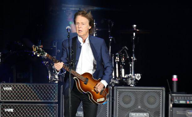 Sir Paul McCartney vie kiistan tekijänoikeuksista käräjille.