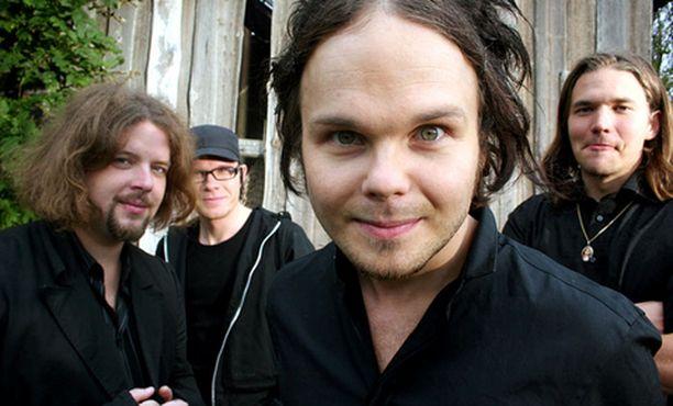 Pietarissa ilmaiseksi esiintyvä The Rasmus ei kaipaa VIP-kohtelua.