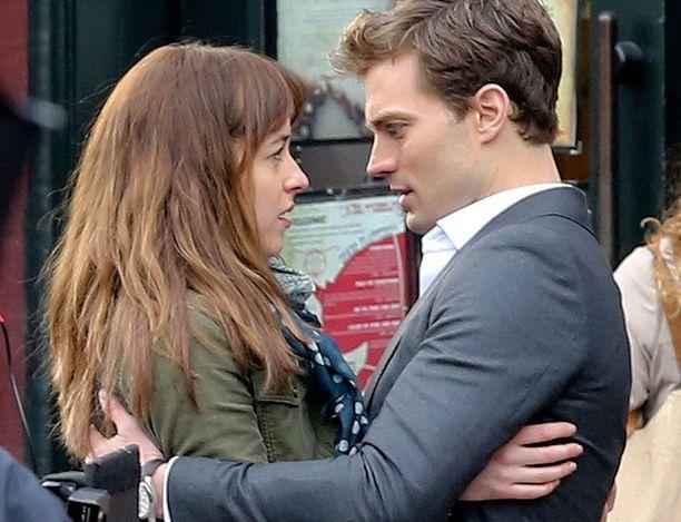 Fifty Shades of Grey -näytöksessä tapahtui pidätys.