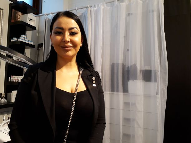 Nina Naukkarinen aloitti hyväntekeväisyystyönsä neljä vuotta sitten.