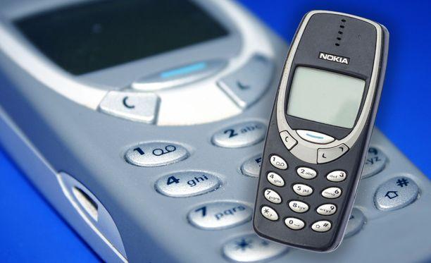 Nokia 3310 oli yksi yhtiön suosituimmista puhelimista.