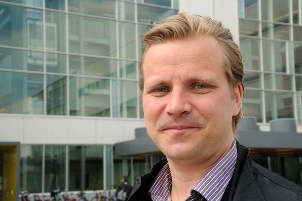 Tuomas Grönman työskentelee Turun Palloseuran akatemiassa yhdessä vanhan tuttunsa Saku Koivun kanssa.