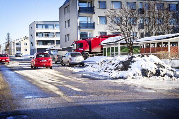 Arkistokuva Kemistä. Kaupungissa on sattunut kaksi ohikulkijoihin kohdistunutta hyökkäystä lyhyen ajan sisään.