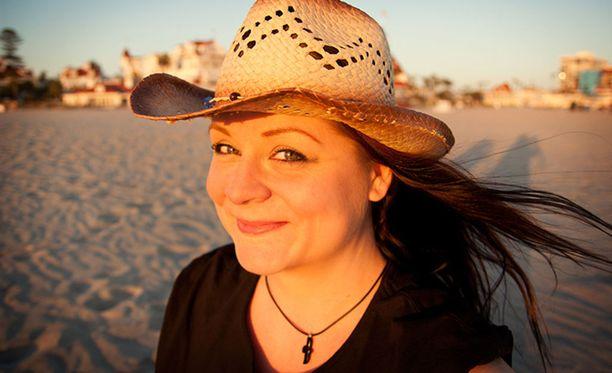 Tiia, 39, viestitteli 10 päivän ajan teksasilaisen arkkitehdin kanssa.