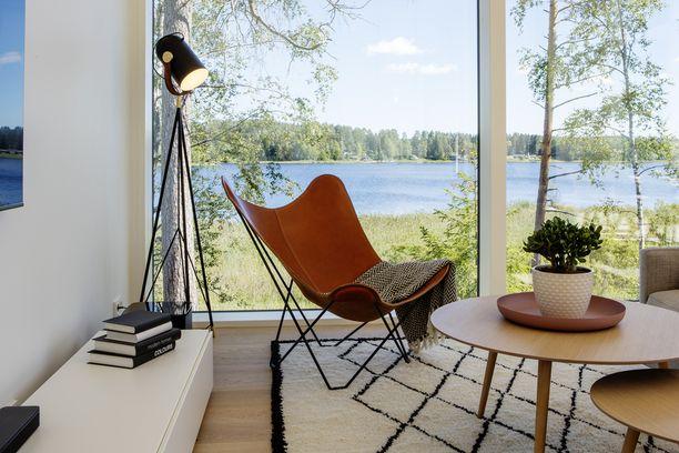 Johanna Koistisen käsialaa nähtiin viime kesänä Mikkelin asuntomessuilla.