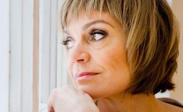 Lena Meriläinen sai tiedon sarjan lopetuksesta lomamatkallaan.