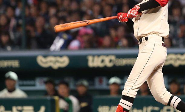 MLB:n sanotaan olevan maailman kovatasoisin baseball-sarja.