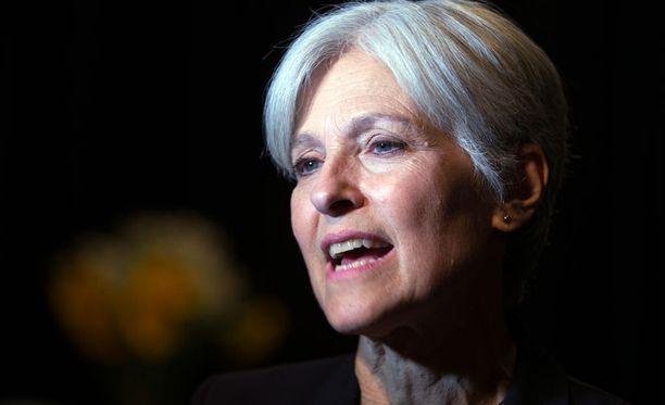 Vihreiden presidenttiehdokas Jill Stein on ajanut äänten uudelleenlaskentaa kolmessa osavaltiossa.