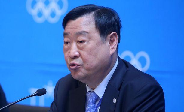 Lee Hee-beom aikoo pitää neuvotteluyhteyden NHL:ään auki.