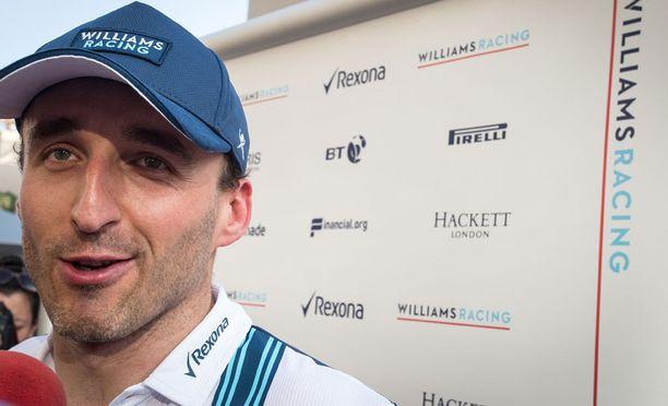 Robet Kubica testasi Williamsia marraskuun lopussa.