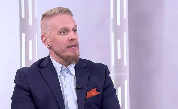 Markus Syrjänen on pysynyt positiivisena kovista vastoinkäymisistä huolimatta.