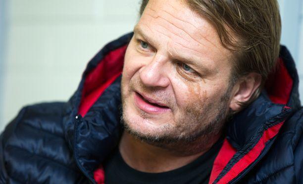 Marko Jantunen vakuuttaa, että pelitaidot ovat yhä tallella, vaikka kunto ei ole enää aivan huippuvuosien tasolla.