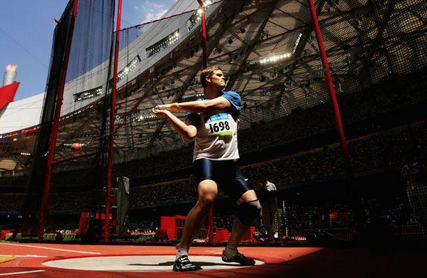 Moukarinheiton olympiafinaali heitetään ylihuomenna.