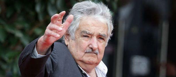 Jose Mujica ei kaunistellut mielipidettään.
