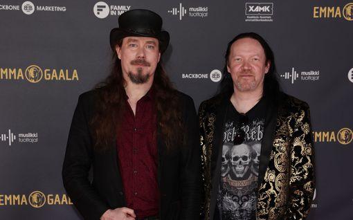 """Marko Hietalan lähtö oli kaataa koko Nightwish-yhtyeen: """"Mietin, että oliko tämä tässä"""""""