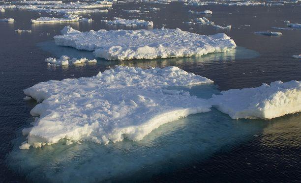 Poliisin mukaan pako jäälautalla oli erittäin vaarallinen.