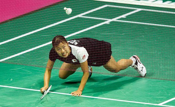 Nozomi Okuhara voitti maailmanmestaruuden elokuussa.