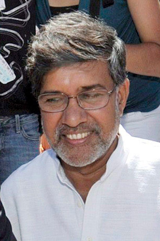 Suurelle yleisölle tuntemattomampi Kailash Satyarthi on taistellut lapsityövoimaa vastaan vuosikymmeniä.