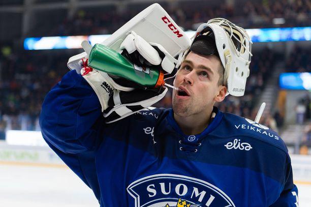 Joni Ortio siirtyy toista kertaa urallaan KHL:ään.