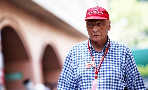 Niki Laudalla on käynnissä elämänsä suurin taistelu.