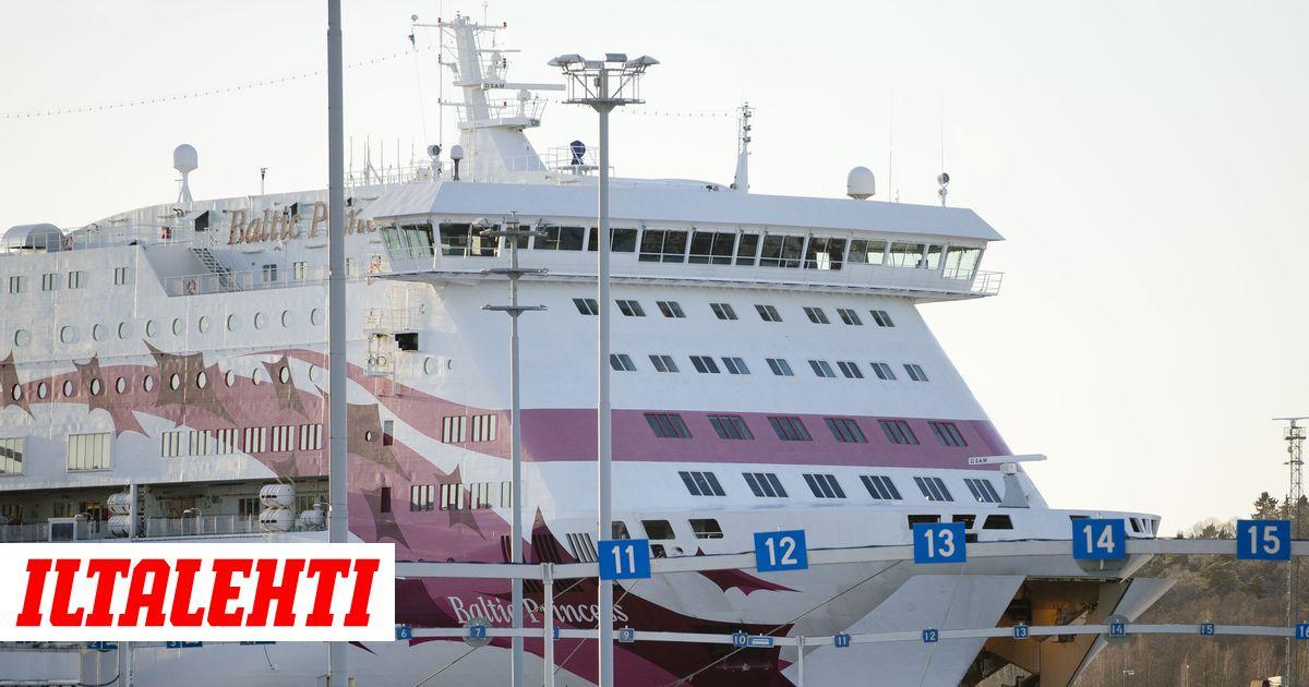 Tallink äkkilähdöt
