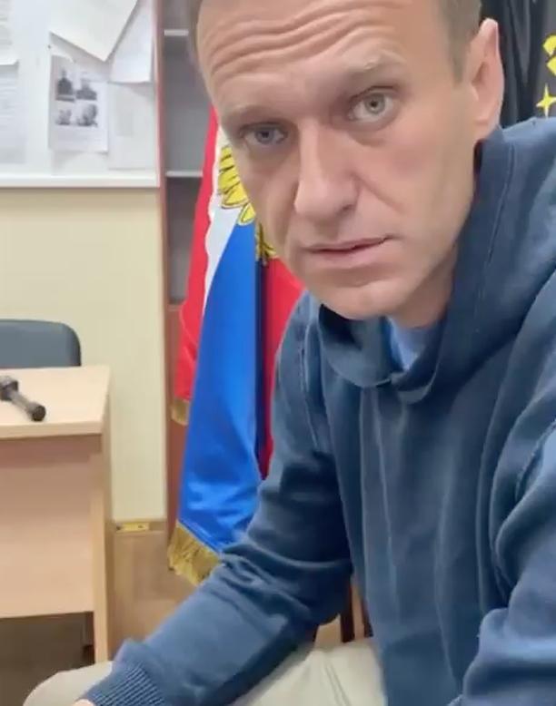 Navalnyi oleskeli ennen Venäjälle saapumistaan Saksassa, jossa häntä myös hoidettiin myrkytyksen jälkeen.