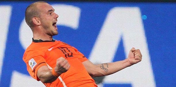 Wesley Sneijderistako uusi ManU:n kapellimestari?
