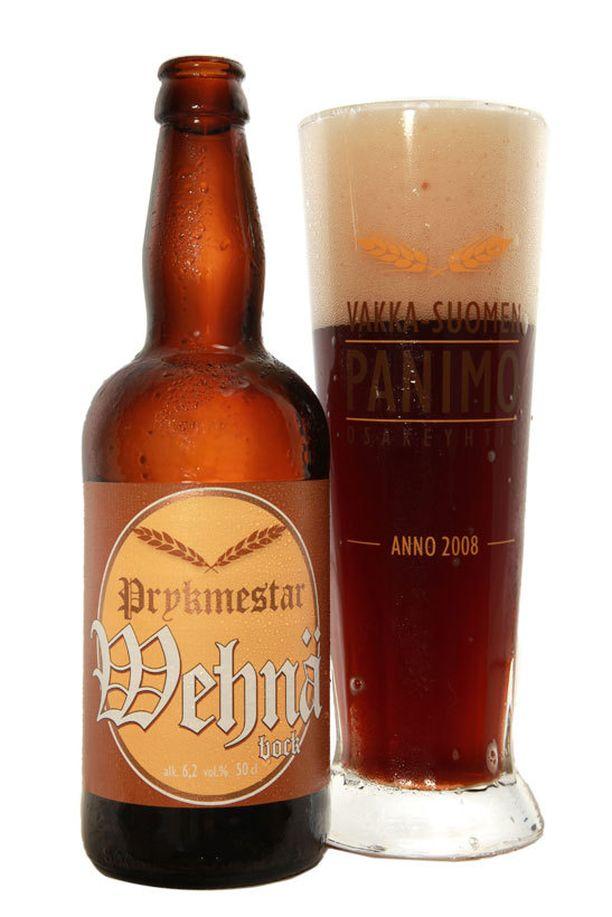 Voitokasta vehnäolutta kuvattiin lämmittäväksi olueksi, jonka maussa on mausteisuutta.