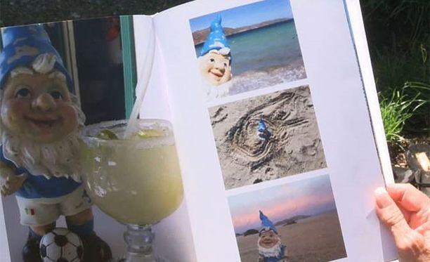 Pisimmillään Leopoldin matka jatkui Meksikon hiekkarannoille.