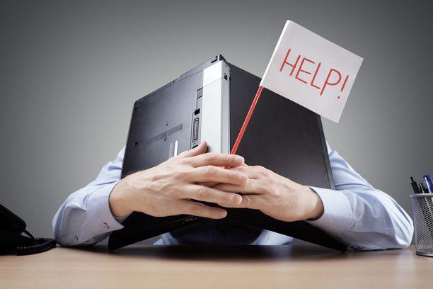 Mielenterveyden häiriöiden lisääntymiseen on monia syitä, yksi niistä kasvavat työelämän vaatimukset.