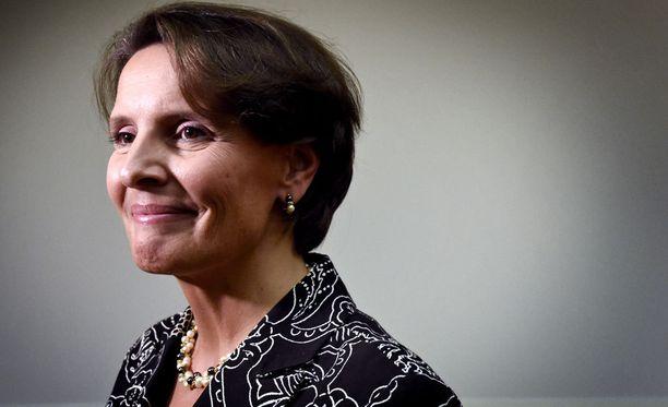 Liikenneministeri Anne Berner (kesk) ihmettelee miksi muut hallituspuolueet tyrmäsivät hänen liikenneselvityksensä jo ennen lausuntokierroksen päättymistä ja lopullisen esityksen valmistumista.