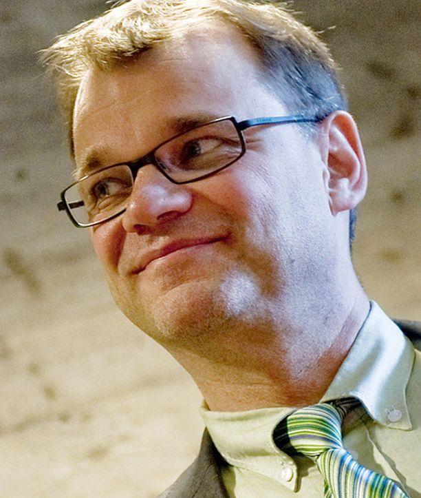 Juha Sipilä valittiin keskustan uudeksi puheenjohtajaksi viikonloppuna.