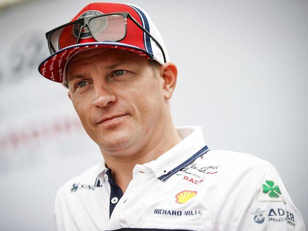 Kimi Räikkönen on viimeinen 1970-luvulla syntynyt F1-kuljettaja.