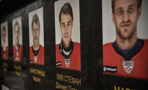 Lokomotiv Jaroslavlin KHL-joukkue kuoli lento-onnettomuudessa syyskuun 7. päivänä vuonna 2011, kun se oli matkalla kauden avausotteluun Minskiin.