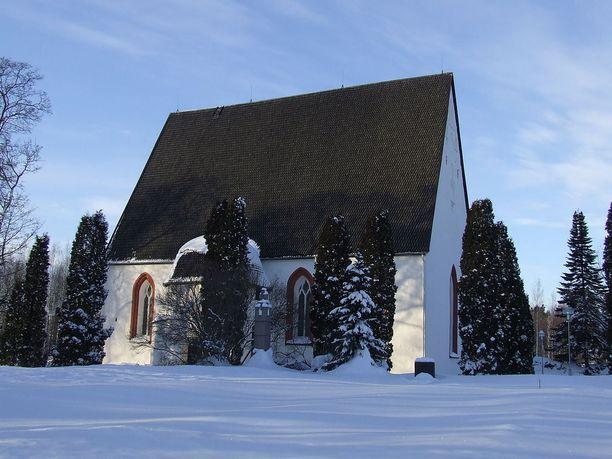 Seurakunta järjestää Pyhtään kirkossa tiistaina suruhartauden kello 18.00.